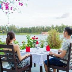 Pearl River Hoi An Hotel & Spa питание фото 2