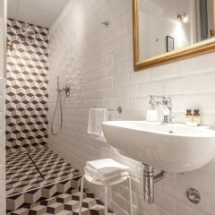 Отель The BlueHostel ванная фото 2