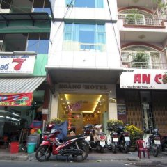Отель Hoang Hotel Вьетнам, Хошимин - отзывы, цены и фото номеров - забронировать отель Hoang Hotel онлайн спортивное сооружение