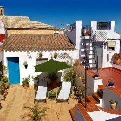 Отель Casa Campana Испания, Аркос -де-ла-Фронтера - отзывы, цены и фото номеров - забронировать отель Casa Campana онлайн бассейн