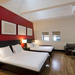 Отель Eurostars Wall Street США, Нью-Йорк - отзывы, цены и фото номеров - забронировать отель Eurostars Wall Street онлайн комната для гостей