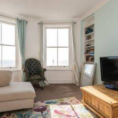 Отель 2 Bedroom Flat With Stunning Sea View комната для гостей фото 5