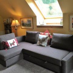 Отель Loch Lomond Luxury Lodges комната для гостей