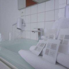 Отель Alcyon Франция, Сомюр - отзывы, цены и фото номеров - забронировать отель Alcyon онлайн ванная фото 2