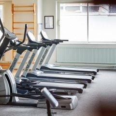 Отель Husa President Park фитнесс-зал фото 4