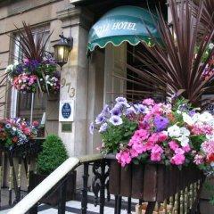 Argyll Hotel Глазго балкон