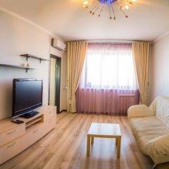 Апартаменты Apartment on Aviatorov 23 Красноярск комната для гостей фото 3