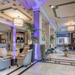 Отель Hilton St. Louis Downtown Сент-Луис интерьер отеля