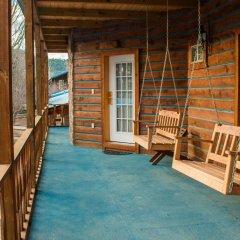 Отель Best Western The Lodge at Creel балкон