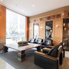 Отель Fraser Place Central Seoul Южная Корея, Сеул - отзывы, цены и фото номеров - забронировать отель Fraser Place Central Seoul онлайн интерьер отеля фото 2