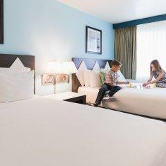 Отель Kings Inn San Diego - Seaworld - Zoo США, Сан-Диего - 1 отзыв об отеле, цены и фото номеров - забронировать отель Kings Inn San Diego - Seaworld - Zoo онлайн комната для гостей фото 2