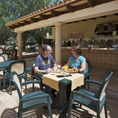 Hotetur Hotel Lago Playa питание