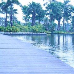 Отель Xiamen International Conference Center Hotel Китай, Сямынь - отзывы, цены и фото номеров - забронировать отель Xiamen International Conference Center Hotel онлайн приотельная территория фото 2