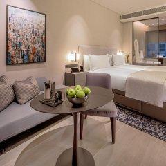Отель Oakwood Premier OUE Singapore Студия с различными типами кроватей