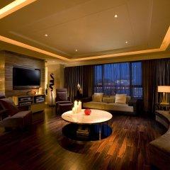 Отель Hilton Beijing Wangfujing комната для гостей