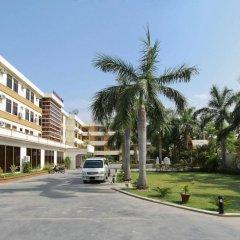 Nadi Myanmar Hotel Mandalay парковка