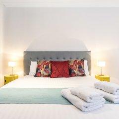 Отель Club Living - Baker Street Apartments Великобритания, Лондон - отзывы, цены и фото номеров - забронировать отель Club Living - Baker Street Apartments онлайн комната для гостей фото 3