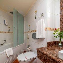 Armas Kaplan Paradise Турция, Кемер - 4 отзыва об отеле, цены и фото номеров - забронировать отель Armas Kaplan Paradise - All Inclusive онлайн ванная фото 2