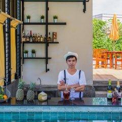 Отель The Melody Phuket бассейн