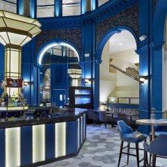 Отель The Midland - Qhotels Манчестер гостиничный бар