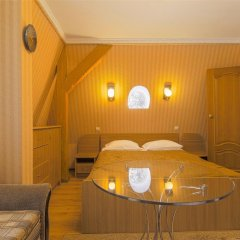 Гостиница Золотая Бухта комната для гостей фото 4