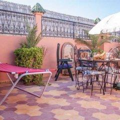 Отель Riad Mahjouba Марракеш детские мероприятия