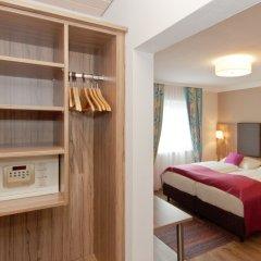 Отель B&B Hotel Junior Австрия, Зальцбург - 1 отзыв об отеле, цены и фото номеров - забронировать отель B&B Hotel Junior онлайн сейф в номере