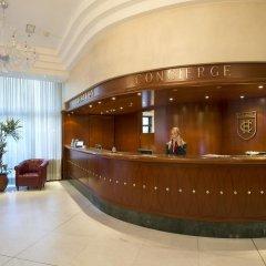 Grand Hotel Barone Di Sassj интерьер отеля фото 3