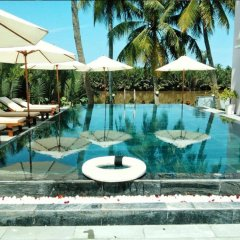 Отель Riverside Garden Villas бассейн фото 2