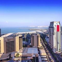 Отель One Perfect Stay - Royal Oceanic Tower пляж