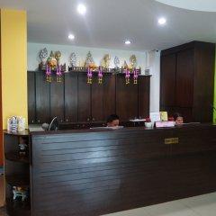 Отель The Tarawadee Sriracha интерьер отеля