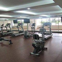 Отель Sm Grande Residence Бангкок фитнесс-зал