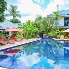 Отель BaanNueng@Kata Таиланд, пляж Ката - 9 отзывов об отеле, цены и фото номеров - забронировать отель BaanNueng@Kata онлайн бассейн