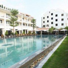 Отель Thanh Binh Riverside Hoi An Вьетнам, Хойан - отзывы, цены и фото номеров - забронировать отель Thanh Binh Riverside Hoi An онлайн с домашними животными