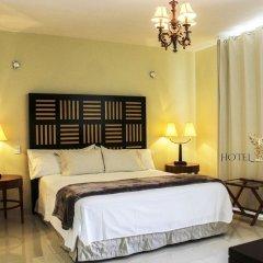 Отель del Angel Мексика, Гвадалахара - отзывы, цены и фото номеров - забронировать отель del Angel онлайн комната для гостей