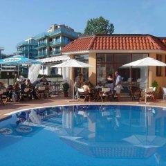 Отель Kasandra Солнечный берег бассейн фото 2