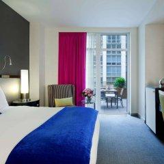 Gansevoort Park Hotel NYC комната для гостей фото 5