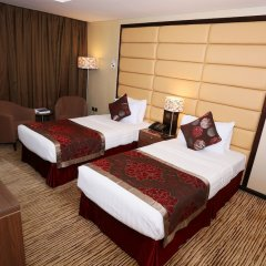 Отель Al Hamra Hotel ОАЭ, Шарджа - отзывы, цены и фото номеров - забронировать отель Al Hamra Hotel онлайн комната для гостей фото 3
