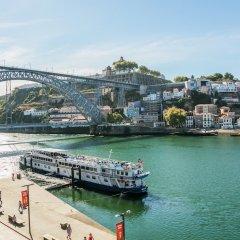 Отель Porto River Appartments Порту приотельная территория фото 2