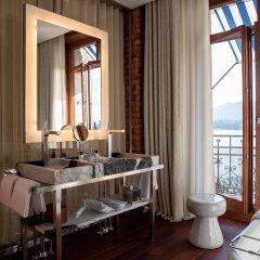 Отель La Réserve Eden au Lac Zurich Швейцария, Цюрих - отзывы, цены и фото номеров - забронировать отель La Réserve Eden au Lac Zurich онлайн комната для гостей фото 4