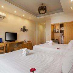 Отель Hanoi Impressive Hotel Вьетнам, Ханой - отзывы, цены и фото номеров - забронировать отель Hanoi Impressive Hotel онлайн удобства в номере фото 2