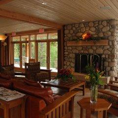 Отель Hidden Ridge Resort интерьер отеля