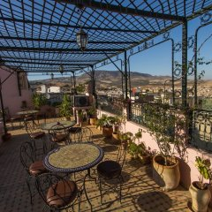 Отель Riad dar Chrifa Марокко, Фес - отзывы, цены и фото номеров - забронировать отель Riad dar Chrifa онлайн фото 12
