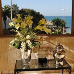 Отель Cala Font балкон