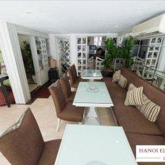 Hanoi Elite Hotel бассейн