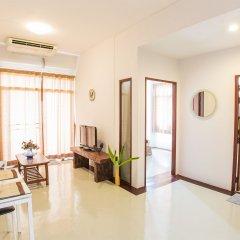 Отель The Meet Green Apartment Таиланд, Бангкок - отзывы, цены и фото номеров - забронировать отель The Meet Green Apartment онлайн комната для гостей