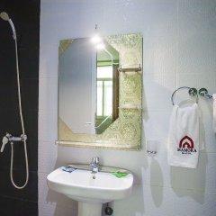 Отель Hôtel Mamora Марокко, Танжер - 1 отзыв об отеле, цены и фото номеров - забронировать отель Hôtel Mamora онлайн ванная фото 2