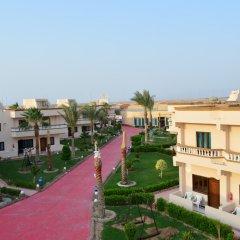 Отель Bella Rose Nefertiti Египет, Хургада - отзывы, цены и фото номеров - забронировать отель Bella Rose Nefertiti онлайн балкон