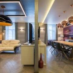 Апартаменты Castle Apartments Budapest гостиничный бар