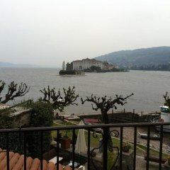 Отель Villa Toscanini Стреза балкон